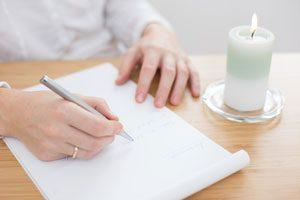 Anamnese für Behandlung beim Heilpraktiker für Osteopathie